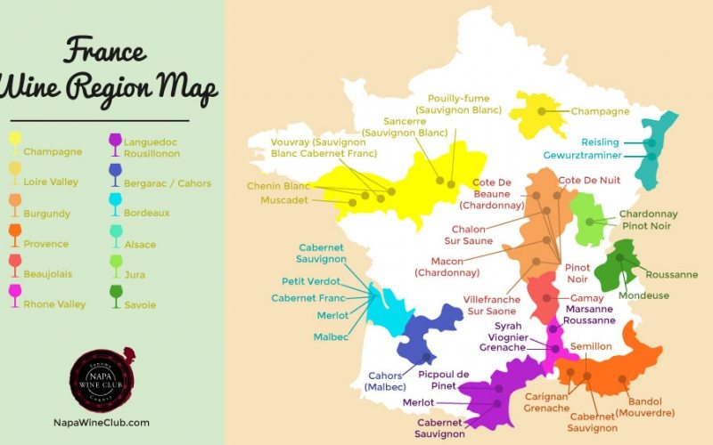 DO YOU KNOW YOUR FRENCH WINE BASICS?